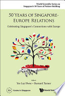 50 Years of Singapore Europe Relations
