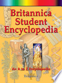 Britannica Student Encyclopedia A Z Set