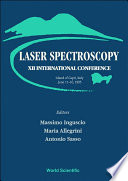 Laser Spectroscopy   Proceedings Of The Xii International Conference