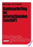 Bankmarketing im internationalen Geschäft