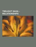 Twilight Saga - Relationships