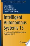 Intelligent Autonomous Systems 15 Book PDF