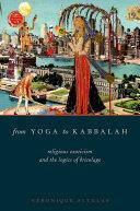Book From Yoga to Kabbalah