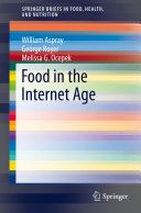 Food in the Internet Age Book