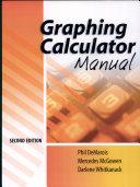 Graphing Calculator Manual