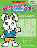 Write N Seek  Alphabet