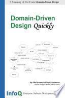 Domain Driven Design Quickly book