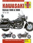 Kawasaki Vulcan 1500 1600 87 08