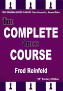 The Complete Chess Course : s books. he has a way...