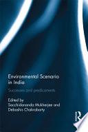 Environmental Scenario in India