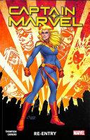 Captain Marvel Vol  1  Re entry Book PDF