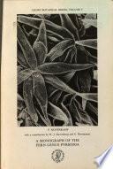 A Monograph of the Fern Genus Pyrrosia