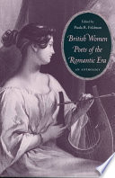 British Women Poets of the Romantic Era Their Literary Contributions But Changes