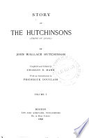 Story of the Hutchinsons  tribe of Jesse