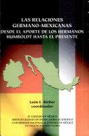 Las relaciones germano-mexicanas