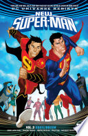 New Super-Man Vol. 3: Equilibrium And Kong Kenannthe New Super Mannis