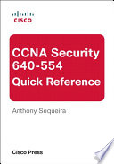 CCNA Security 640 554 Quick Reference