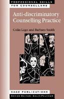 Anti discriminatory Counselling Practice