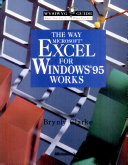 The Way Microsoft Excel for Windows 95 Works