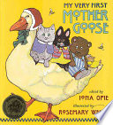 My Very First Mother Goose Iona Archibald Opie, Rosemary Wells Cover