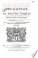 Histoire génerale de France jusqu'à Louis XIII