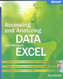 Accessing and Analyzing Data with Microsoft Excel