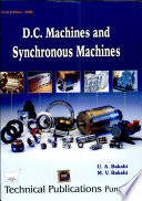 D c  Machines and Synchronous Machines
