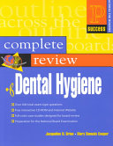 Prentice Hall Health Complete Review of Dental Hygiene