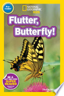 National Geographic Readers  Flutter  Butterfly