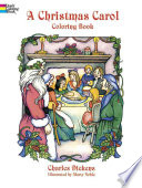 A Christmas Carol Coloring Book : all ages to bring to life the story...