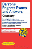 Barron s Regents Exams and Answers  Geometry