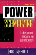 Power Schmoozing