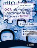 OCR Information   Communication Technology GCSE