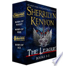 The League  Nemesis Rising  Books 1 3