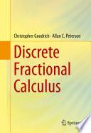 Discrete Fractional Calculus