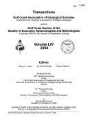 Transactions   Gulf Coast Association of Geological Societies