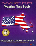 Massachusetts Test Prep Practice Test Book