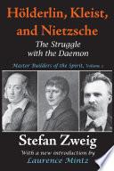 Holderlin  Kleist  and Nietzsche
