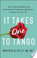 It Takes One To Tango