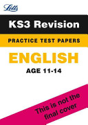 Letts Key Stage 3 Success E English