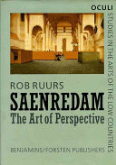 Saenredam The Art Of Perspective