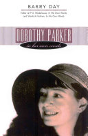 Dorothy Parker in Her Own Words Book PDF