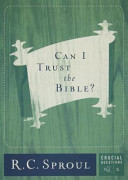Can I Trust the Bible