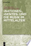 Nationes    Gentes  und die Musik im Mittelalter
