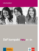 DaF kompakt neu A1-B1. Lehrerhandbuch
