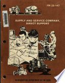 Supply and Service Company  Direct Support