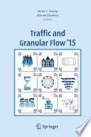 Traffic and Granular Flow '15
