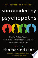 Surrounded by Psychopaths Book PDF