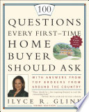 100 Questions Every First Time Home Buyer Should Ask