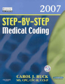Medical Coding Online for Step by Step Medical Coding 2007 Text and Workbook   User Guide   Access Code
